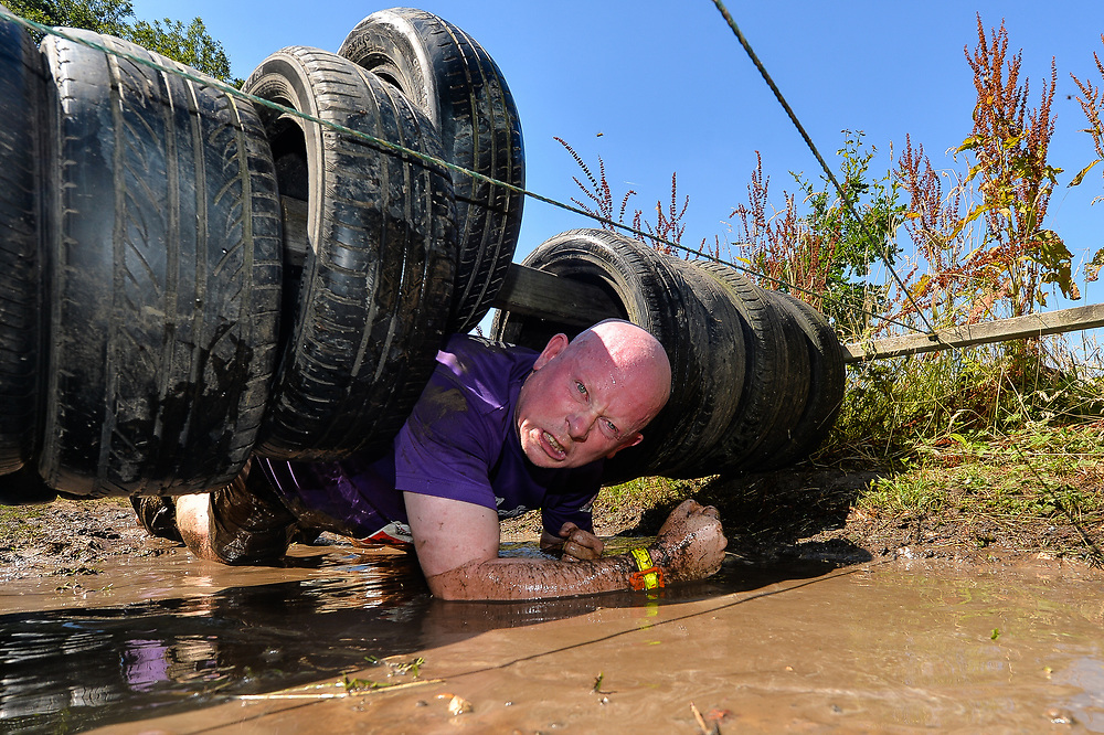 The Muscle Acre, Wood Street, Guildford, Surrey Picture date: Sunday July 15, 2018. Photo credit should read: Dan Law.<br />