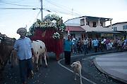 Virgen de Las Mercedes, patrona del pueblo de Guararé ubicado en la provincia de Los Santos. Panamá, 9 de noviembre de 2012. (Victoria Murillo/istmophoto)