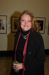 LAURA SANDYS at a party to celebrate the publication of 'You Are Here' by Rory Bremner, Juhn Bird and John Fortune held at the National Portrait Gallery, St.Martin's Place, London on 1st November 2004.<br /><br />NON EXCLUSIVE - WORLD RIGHTS
