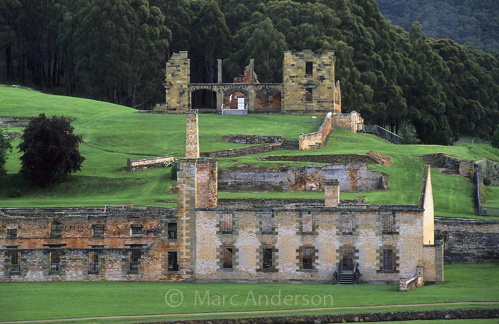 Port Arthur Historic Site, Tasman Peninsula, Tasmania.