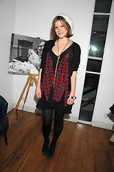 KATE SUMNER at the Grand Classic screening of The Apartment held at The Electric Cinema, 191 Portobello Road, London on 16th March 2008.<br />