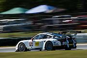 September 29, 2016: IMSA Petit Le Mans, #912 Earl Bamber, Frederic Makowiecki, Porsche North America, Porsche 911 RSR GTLM