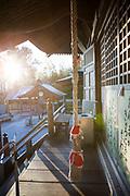 Tempel nummer 32, Zenjibu-ji<br /> <br /> Pilgrimsvandring till 88 tempel på japanska ön Shikoku till minne av den japanske munken Kūkai (Kōbō Daishi). <br /> <br /> Fotograf: Christina Sjögren<br /> Copyright 2018, All Rights Reserved<br /> <br /> <br /> Temple 32  Zenjibu-ji (禅師峰寺) of the Shikoku Pilgrimage, 88 temples associated with the Buddhist monk Kūkai (Kōbō Daishi) on the island of Shikoku, Japan<br /> <br /> Photographer: Christina Sjögren<br /> Copyright 2018, All Rights Reserved