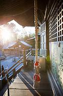 Tempel nummer 32, Zenjibu-ji<br /> <br /> Pilgrimsvandring till 88 tempel p&aring; japanska &ouml;n Shikoku till minne av den japanske munken Kūkai (Kōbō Daishi). <br /> <br /> Fotograf: Christina Sj&ouml;gren<br /> Copyright 2018, All Rights Reserved<br /> <br /> Temple 32  Zenjibu-ji (禅師峰寺) of the Shikoku Pilgrimage, 88 temples associated with the Buddhist monk Kūkai (Kōbō Daishi) on the island of Shikoku, Japan