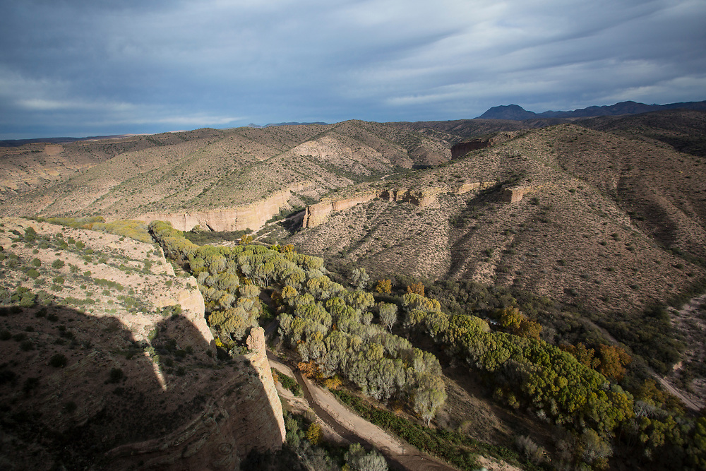 Aravaipa Canyon Preserve, AZ.