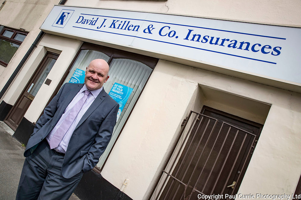 Picture show Curtis from David Killen Insurance at his office in Eccleston near Chorley<br /> Pictures by Paul Currie<br /> www.paulcurriephotos.com<br /> 07796 146931