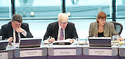 Stephen Greenhalgh launches bid to become Mayor of London 18 December 2014 <br /> <br /> Boris Johnson <br /> Mayor of London <br /> chairs <br /> MOPAC Challenge<br /> MPS performance &amp; Improving the timeliness of the criminal justice system <br /> 21st January 2014 <br /> <br /> with <br /> <br /> deputy mayor for Policing &amp; Crime Stephen Greenhalgh <br /> <br /> Commissioner of the Metropolitan Police Service Bernard Hogan - Howe<br /> <br /> Deputy Commissioner Craig Mackay and Deputy Assistant Commissioner for Territorial Policing Mark Simmons. <br /> <br /> <br /> <br /> Photograph by Elliott Franks