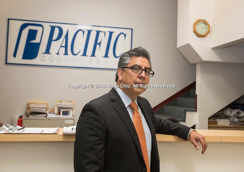 Joe Ramirez, CEO, Pacific National Security Inc.. (Photo by Ringo Chiu/PHOTOFORMULA.com)