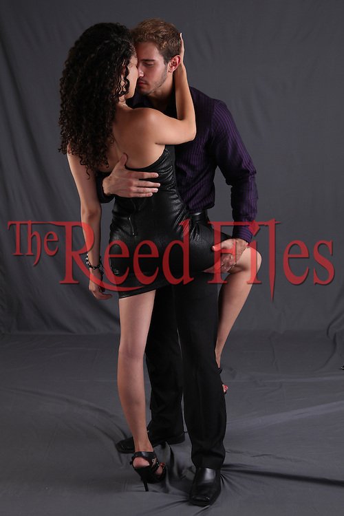 The Reed Files: Interracial Romance Stock