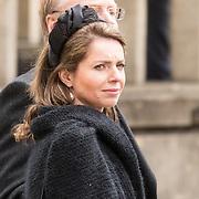 LUX/Luxemburg/20190504 - Funeral of HRH Grand Duke Jean/Uitvaart Groothertog Jean, Prinses Annemarie de Bourbon-Parme