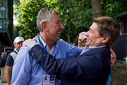Verlooy Axel, Detry Stefan, BEL, <br /> EC Rotterdam 2019<br /> © Hippo Foto - Sharon Vandeput<br /> 23/08/19