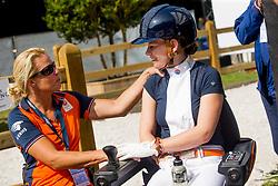 Den Dulk Nicole, Van Der Horst Rixt, NED, Findsley<br /> EC Rotterdam 2019<br /> © Hippo Foto - Sharon Vandeput<br /> 21/08/19