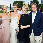 MON/Monte Carlo/20100512 - World Music Awards 2010, Paris Hilton, Nicky Hilton, Kathy Hilton and Rick Hilton