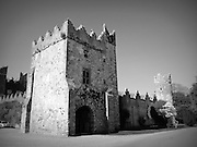 Howth Castle Gatehouse, Howth, Dublin,  built c.1450,