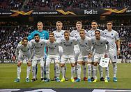 FC Københavns hold før kampen i UEFA Europa League mellem FC København og FC Lugano den 19. september 2019 i Telia Parken (Foto: Claus Birch).