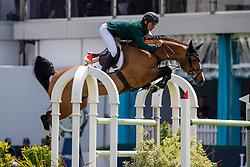 Guerdat Steve, SUI, Bianca<br /> Jumping International de La Baule 2019<br /> © Dirk Caremans<br /> Guerdat Steve, SUI, Bianca