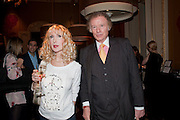 BASIA BRIGGS; RICHARD BRIGGS, Drinks soiree and silent auction of Ô100 ThingsÕ,  hosted by the Mayor of London Boris Johnson, in aid of the Legacy List. 50 St. James. London. 2 November 2011. <br /> <br />  , -DO NOT ARCHIVE-© Copyright Photograph by Dafydd Jones. 248 Clapham Rd. London SW9 0PZ. Tel 0207 820 0771. www.dafjones.com.<br /> BASIA BRIGGS; RICHARD BRIGGS, Drinks soiree and silent auction of '100 Things',  hosted by the Mayor of London Boris Johnson, in aid of the Legacy List. 50 St. James. London. 2 November 2011. <br /> <br />  , -DO NOT ARCHIVE-© Copyright Photograph by Dafydd Jones. 248 Clapham Rd. London SW9 0PZ. Tel 0207 820 0771. www.dafjones.com.
