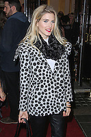 Ashley James, Urine Town - Gala Night, Apollo Theatre, London UK, 20 October 2014, Photo By Brett D. Cove