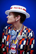 Kentucky delegate Julie Hinson at the Republican National Convention in Tampa, Florida, August 29, 2012.