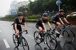CANYON//SRAM Racing after GREE Tour of Guangxi Women's WorldTour 2019 a 145.8 km road race in Guilin, China on October 22, 2019. Photo by Sean Robinson/velofocus.com