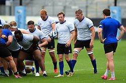 Will Chudley looks on, Bath Rugby were allowed to start Stage Two of the Premiership Rugby return to play protocol - Mandatory byline: Patrick Khachfe/JMP - 07966 386802 - 06/08/2020 - RUGBY UNION - The Recreation Ground - Bath, England - Bath Rugby training
