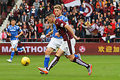Heart of Midlothian v St Johnstone 020815