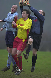 WELDONS KEEPER HOLDS OF NOMADS ATTACK 5/2/05