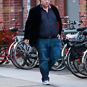NLD/Amsterdam/20110721 - gaten bij de opname van RTL Tour de Jour, Frank Evenblij