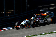 September 4-7, 2014 : Italian Formula One Grand Prix - Nico Hulkenberg (GER), Force India-Mercedes