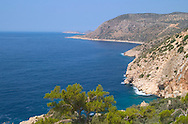 The Mediterranean coast in southern Turkey<br /> near Kas, Turkey   c. Ellen Rooney