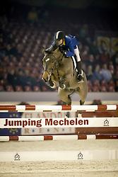 Melchior Judy Ann-Abba Z<br /> CSI-W Mechelen 2002<br /> Photo © Dirk Caremans