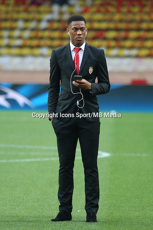 Anthony MARTIAL  - 22.04.2015 - Monaco / Juventus Turin - 1/4Finale retour Champions League<br />