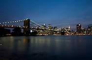 UNITED STATES-NEW YORK CITY-Brooklyn Bridge. PHOTO: GERRIT DE HEUS.VERENIGDE STATEN-NEW YORK. Brooklyn Bridge. PHOTO  GERRIT DE HEUS