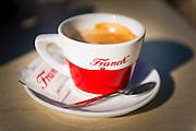 Cafe au lait, Zagreb, Croatia