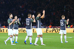 Germany players applaud the crowd - Mandatory by-line: Matt McNulty/JMP - 26/03/2016 - FOOTBALL - Olympiastadion - Berlin, Germany - Germany v England - International Friendly