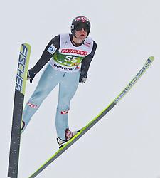 02.01.2011, Bergisel, Innsbruck, AUT, Vierschanzentournee, Innsbruck, im Bild Jacobsen Anders (NOR), during the 59th Four Hills Tournament in Innsbruck, EXPA Pictures © 2011, PhotoCredit: EXPA/ P. Rinderer