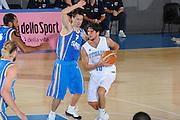 DESCRIZIONE : Bormio Torneo Internazionale Maschile Diego Gianatti Italia Svezia <br /> GIOCATORE : Luca Vitali<br /> SQUADRA : Italia Italy<br /> EVENTO : Raduno Collegiale Nazionale Maschile <br /> GARA : Italia Svezia Italy Sweden <br /> DATA : 16/07/2009 <br /> CATEGORIA :  <br /> SPORT : Pallacanestro <br /> AUTORE : Agenzia Ciamillo-Castoria/G.Ciamillo