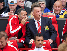 20140816 ENG: Premier League, Manchester United vs Swansea City, Manchester
