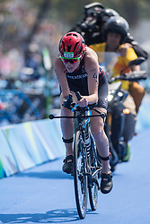 STEADMAN Lauren, GBR, Para-Triathlon, PT4 at Rio 2016 Paralympic Games, Brazil