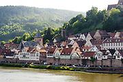 Altstadt, Hirschhorn, Neckar, Hessen, Deutschland | Old Town and Castle, Hirschhorn, Neckar, Hessen, Germany