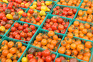 Heirloom Tomatoes, Old Monterey Farmers Market, California