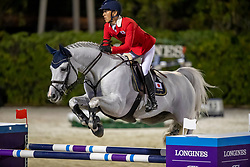 Saito Koki, JPN, Chilensky<br /> Longines FEI Jumping Nations Cup Final<br /> Challenge Cup - Barcelona 2019<br /> © Dirk Caremans<br />  05/10/2019