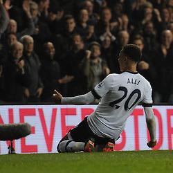 Spurs v Aston Villa   Premier League   2 November 2015