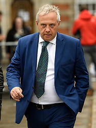 © Licensed to London News Pictures. 04/09/2019. London, UK. Labour MP JOHN MANN is seen in Westminster, London. British Prime Minister Boris Johnson has a called for a general election after losing his first commons vote and losing his majority, removing his control of parliament. Photo credit: Ben Cawthra/LNP