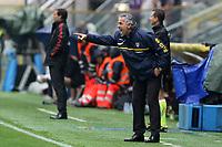 """Roberto Donadoni Parma<br /> Parma 29/09/2012 Stadio """"Tardini""""<br /> Football Calcio Serie A 2012/13<br /> Parma v Milan<br /> Foto Insidefoto Paolo Nucci"""