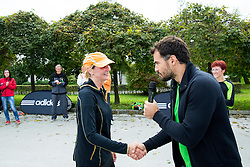 David Urankar at Adidas Tekaski kamp 2014, on October 4, 2014 in Celje, Slovenia. Photo by Vid Ponikvar / Sportida.com