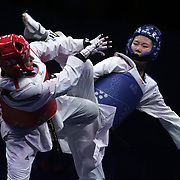 Roma 01/06/2018 Stadio Pietrangeli<br /> World Taekwondo Gran Prix