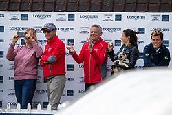 Kistler Andy, Scalli Fanny, SUI<br /> Jumping International de La Baule 2019<br /> © Hippo Foto - Dirk Caremans<br /> Kistler Andy, Scalli Fanny, SUI