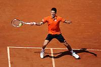 Novak DJOKOVIC  - 07.06.2015 - Jour 15 - Finale Messieurs - Roland Garros 2015<br />Photo : Nolwenn Le Gouic / Icon Sport