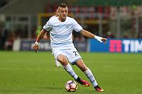 Milano 20.09.2016 - Serie A 2016-17 - 5a giornata - Milan-Lazio - Nella foto: Sergej Milinkovic-Savic  - Lazio